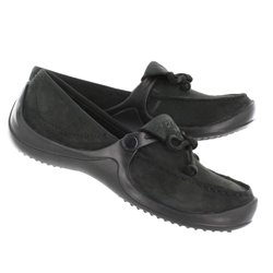 Wrapped Loafer - Black Crocs