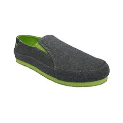 Espadrilla Slip On M Dark Gray / Green Crocs Ocean Minded