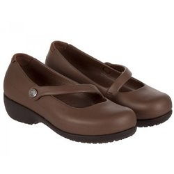 Silver Fox Crocs Brown / Bronze