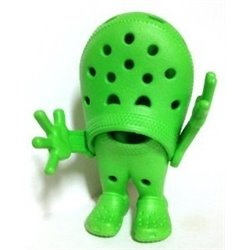 Figurine Crocs Green