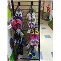 Professional shoe racks or other apparel - Crocs